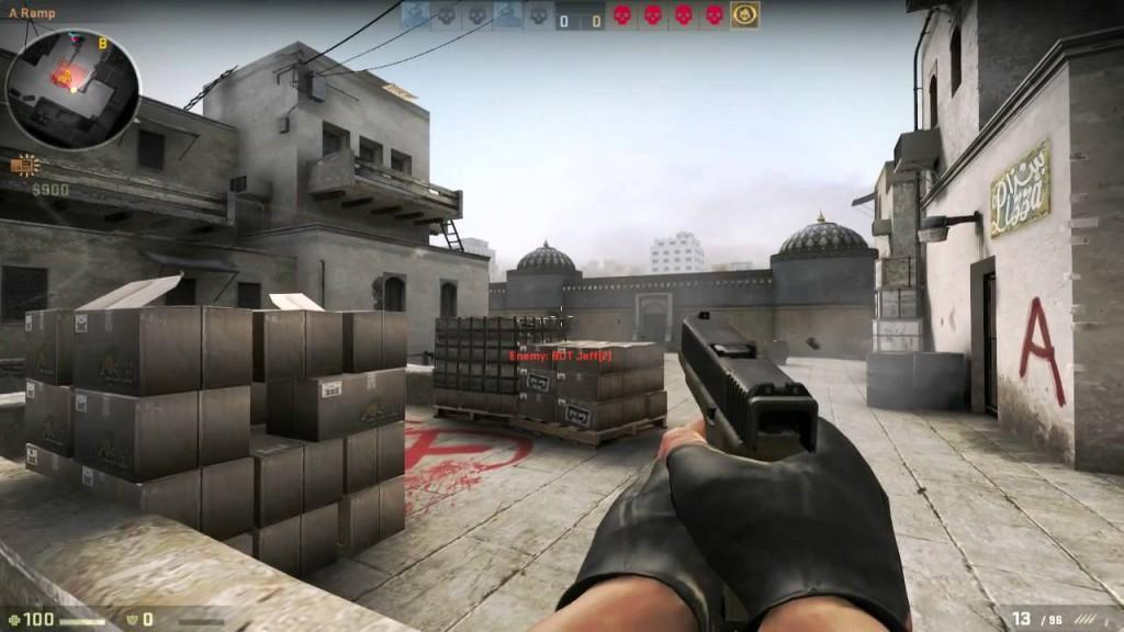 начальный пистолет террористов