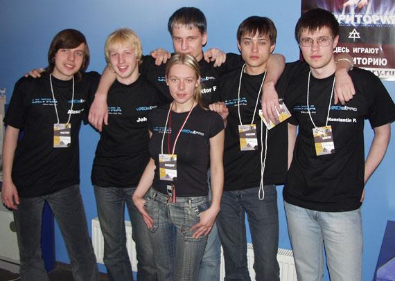 Команда Virtus.pro