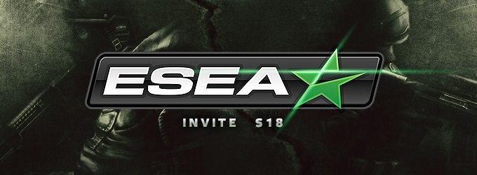 ESEA Invite Season 18 Europe