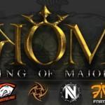 Турнир King of Majors на $15000