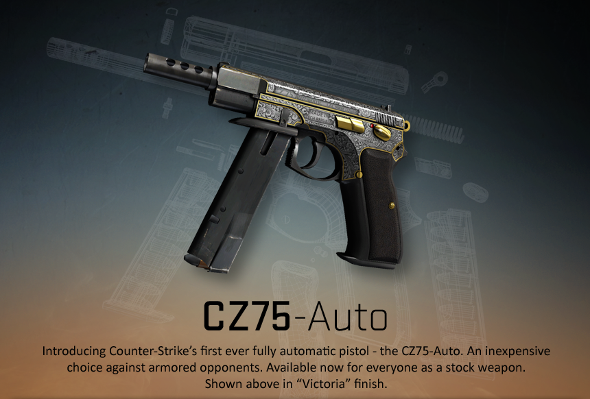 CZ75-Auto