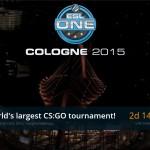 ESL объявляет о «крупнейшем в мире турнире по CS GO», который пройдет в Кельне этим летом