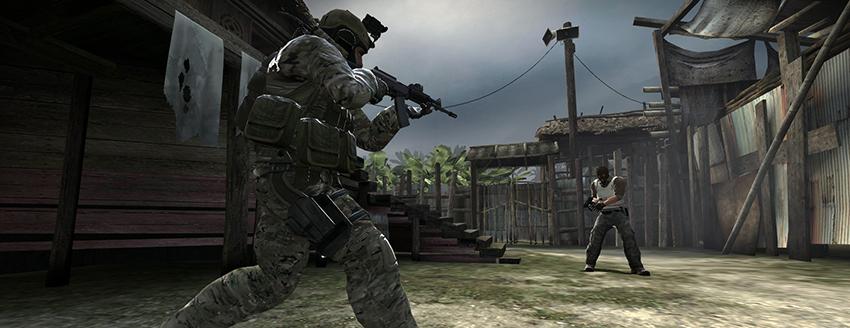 Режимы игры CS GO
