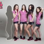 Новый женский состав команды M5