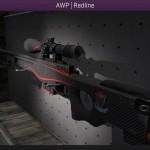 awp redline