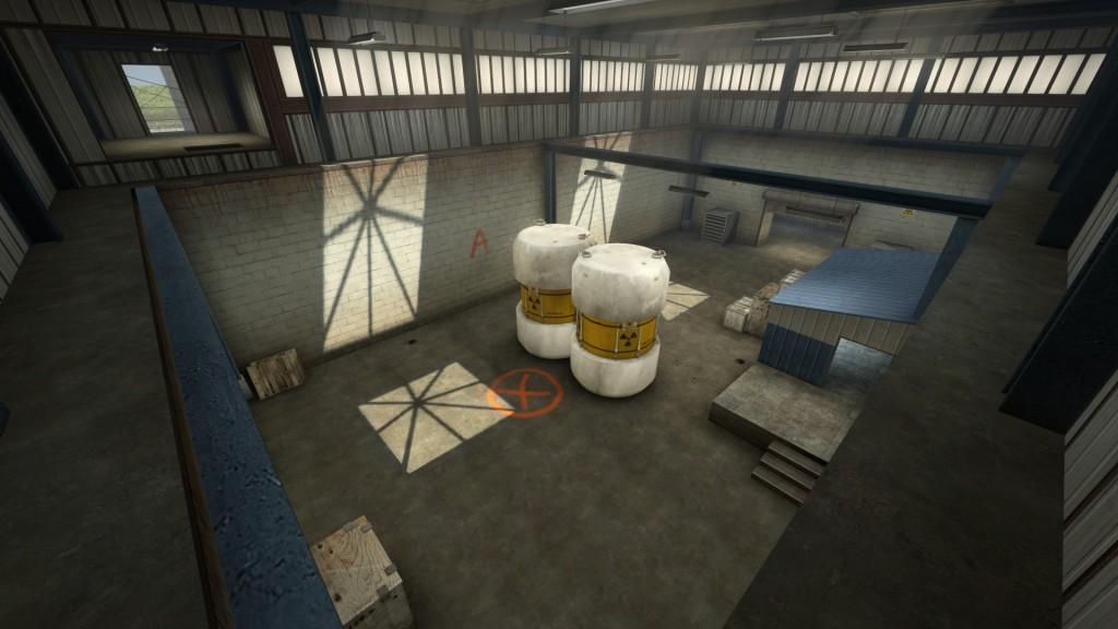 Nuke заменит Train - инсайд от Valve