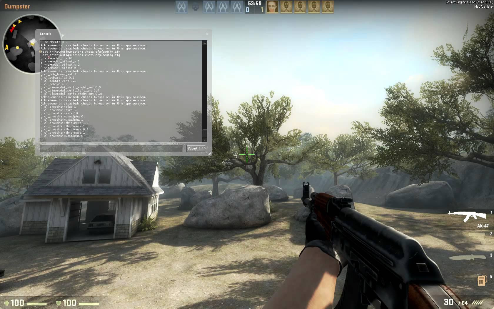 Обычный режим игры в CS:GO