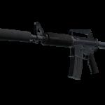 Карабин M4A1-S (Эмка с глушаком) m4a1_sliencer в cs:go