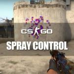 Контроль спрея АК-47 в cs:go — практика, рисунок