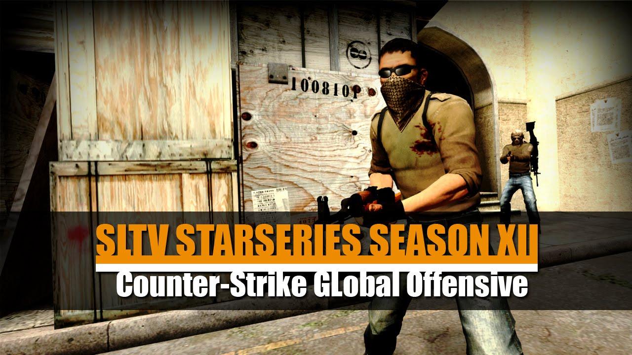 CS:GO СЛТВ СтарСерия 12 (SLTV StarSeries XII)