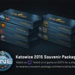 Как получить сувенирный кейс cs go на ESL One Katowice?