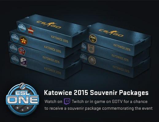 Сувенирный кейс cs go на ESL One Katowice