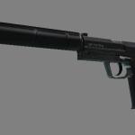 Пистолет USP-S (УСП-С) usp_silencer в cs:go