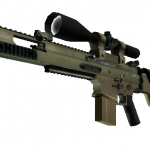 SCAR-20 (Скорострелка у CT, плетка) scar20 в cs:go