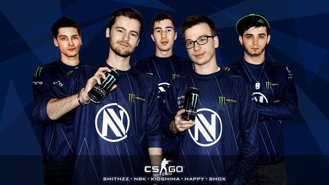 EnVyUS cs go team