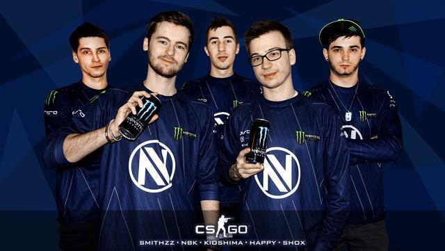 EnVyUS cs go team