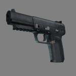 Пистолет Five-SeveN (файв-севен) fiveseven в cs:go