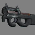 Пистолет-пулемет P90 (Петух) p90 в cs:go