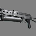 Пистолет-пулемет PP-Bizon (Бизон) bizon в cs:go