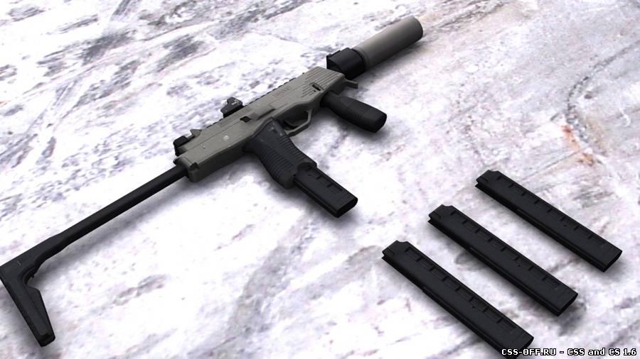MP9 в cs 1.6 и cs:s