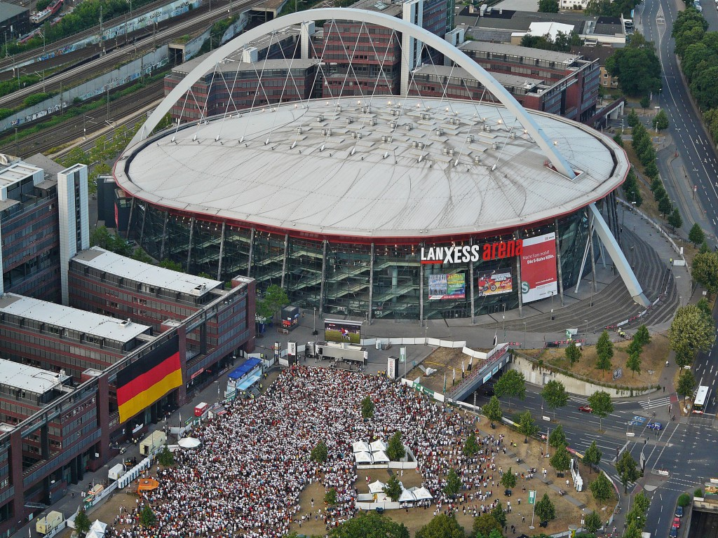 Lanxess Arena cs:go ESL One