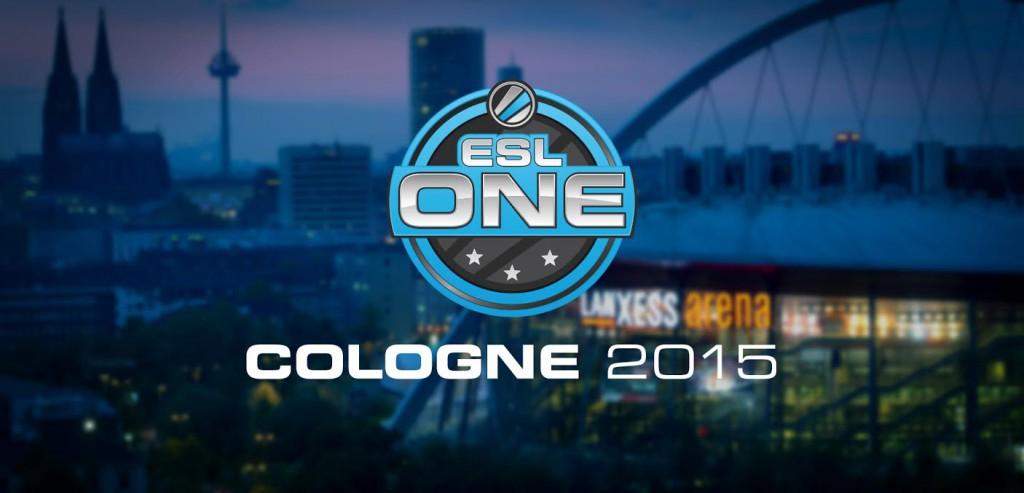 Расписание матчей на ESL One Cologne 2015