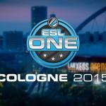 Текущая информация по ESL One Cologne. День 2