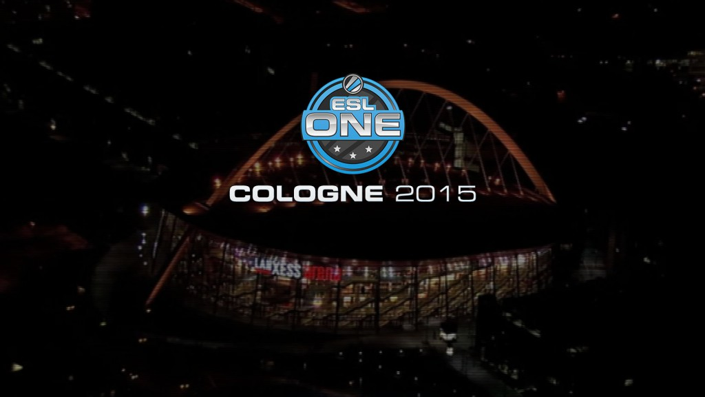 ESL One Cologne 2015
