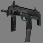 Пистолет-пулемет MP7 (МП7) mp7 в cs:go