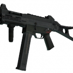 Пистолет-пулемет UMP-45 (УМП-45) ump45 в cs:go