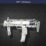 mp7 whiteout