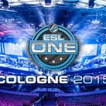 Через 1 час начало мажор турнира — ESl One Cologne 2015!