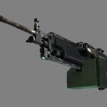 Пулемет М249 (m249) в cs:go