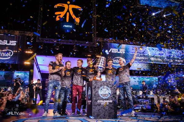 fnatic - чемпионы ESL One Кельн 2015