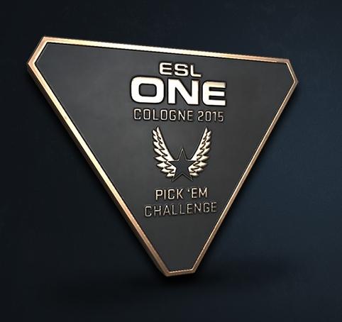 Трофей Pick'Em Challenge Кельн 2015