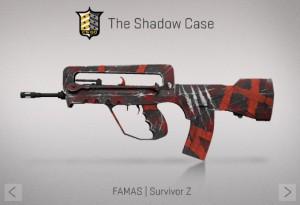 FAMAS | Survivor Z