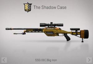 SSG 08 | Big Iron