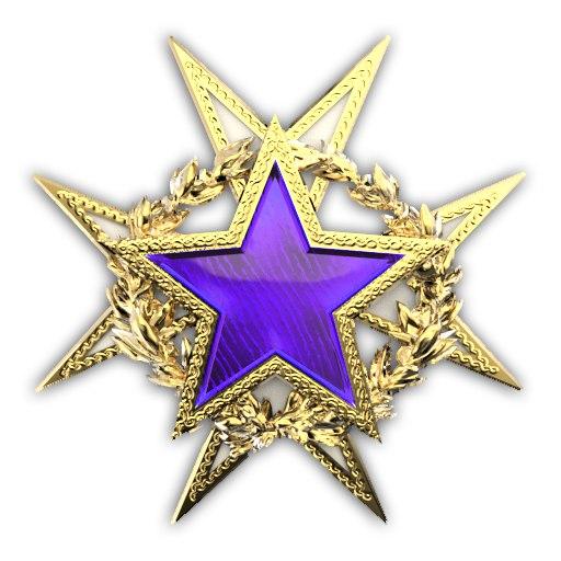 медаль престижа