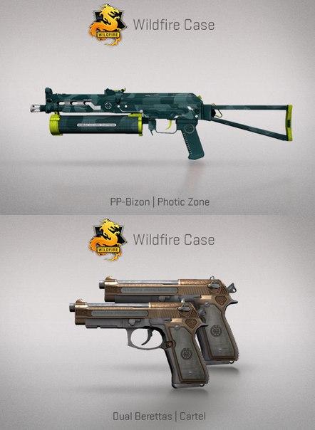 PP-Bizon и Dual Berettas Cartel