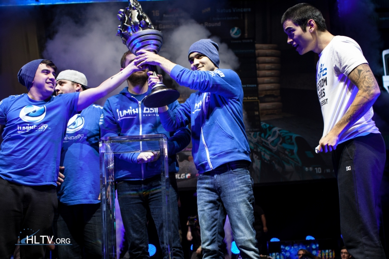 MLG Columbus 2016: Luminosity чемпионы