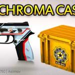 Новый кейс CS:GO — Chroma Case 3