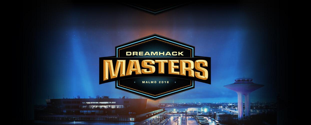DreamHack Masters Malmö 2016: Репортаж