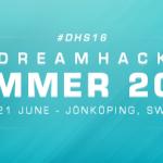 DreamHack Summer 2016 — Вся информация