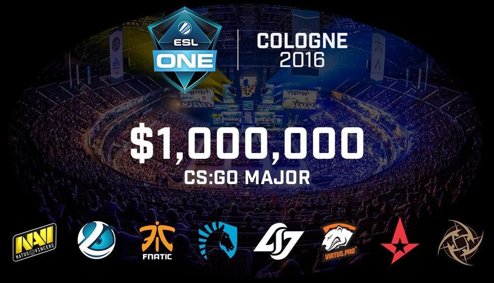 ESL One Cologne 2016: Репортаж
