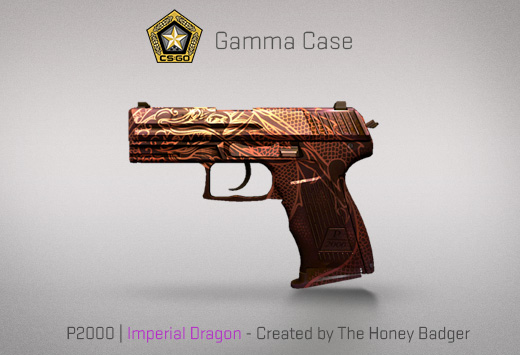 P2000 Imperial Dragon
