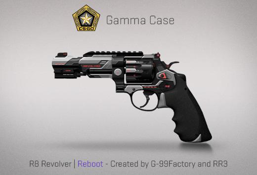R8 Revolver Reboot