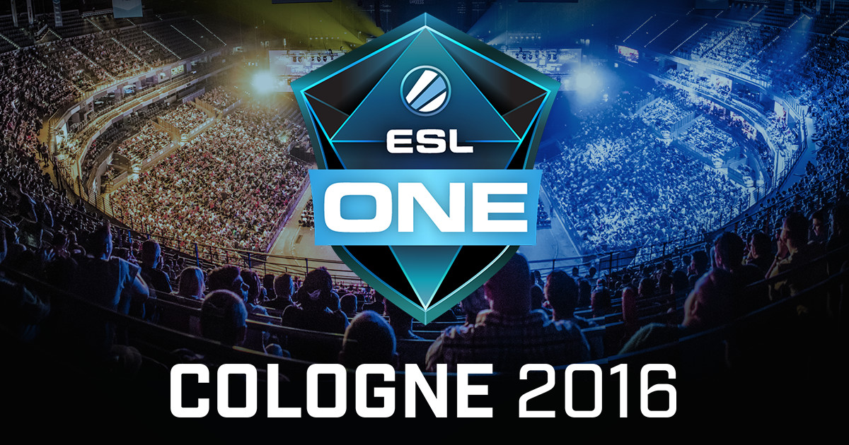 Первый день ESL One Cologne 2016