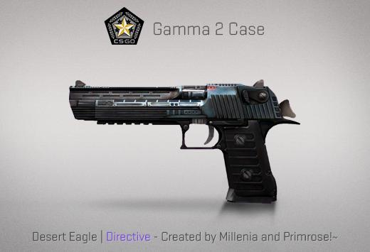 Gamma Case 2