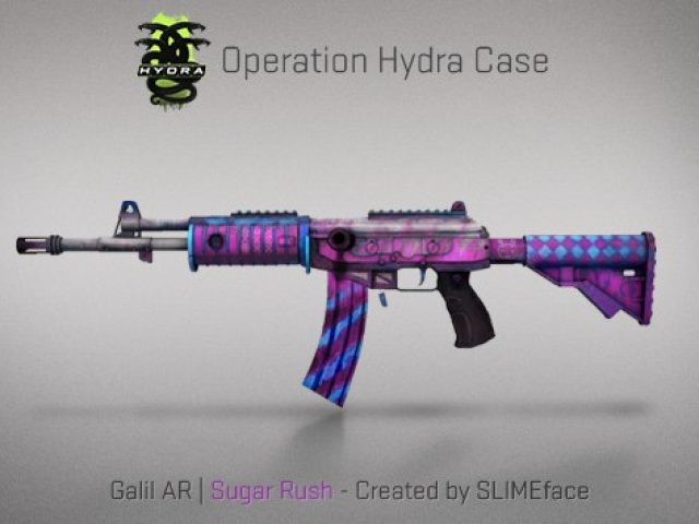 Galil AR Sugar Rush