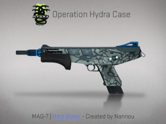 MAG-7 Hard Water